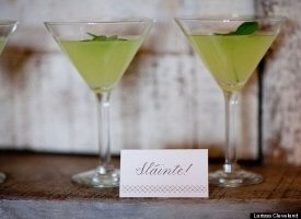 Slainte! (Irish Gaelic For 'Cheers!')