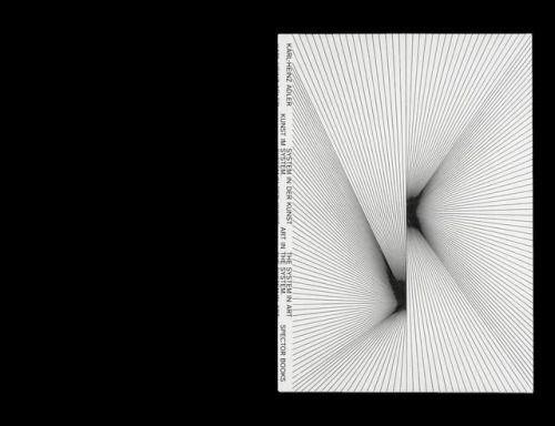 garadinervi:Karl-Heinz Adler Kunst im System. System in der...