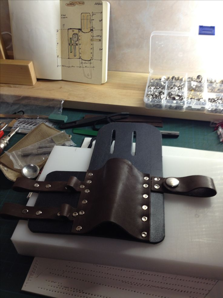 Leather work 24/10