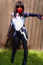 3D Printing Spider Women Suit Silk Cindy Moon