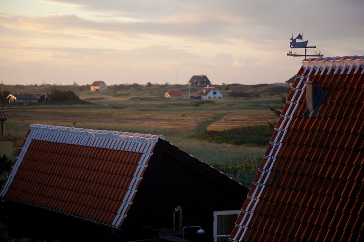 """old"" Skagen - in the very top of Denmark"