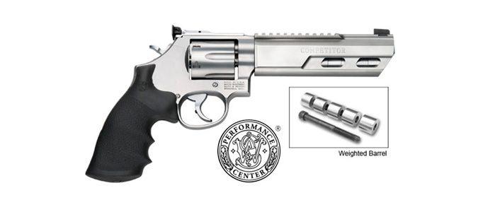 Revólveres - Caza y Armas