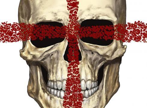 post apocaliptic cross | Crossed' comic creators Ennis, Burrows return for more gory glory ...