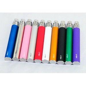 Las baterías eGo para cigarrillo electronico son muy populares (eGo-T), 100% compatibles con todos los claromizadores actuales y productos con rosca eGo y 510. - Tamaños: 350, 650, 900 y 1100 mAh. A mayor potencia de batería, más tiempo de vapeo. OFERTÓN: 9€ Envio 24-48 horas. http://www.elpelicano-vapeador.es/baterias-ego/5-bateria-ego-350-mah.html