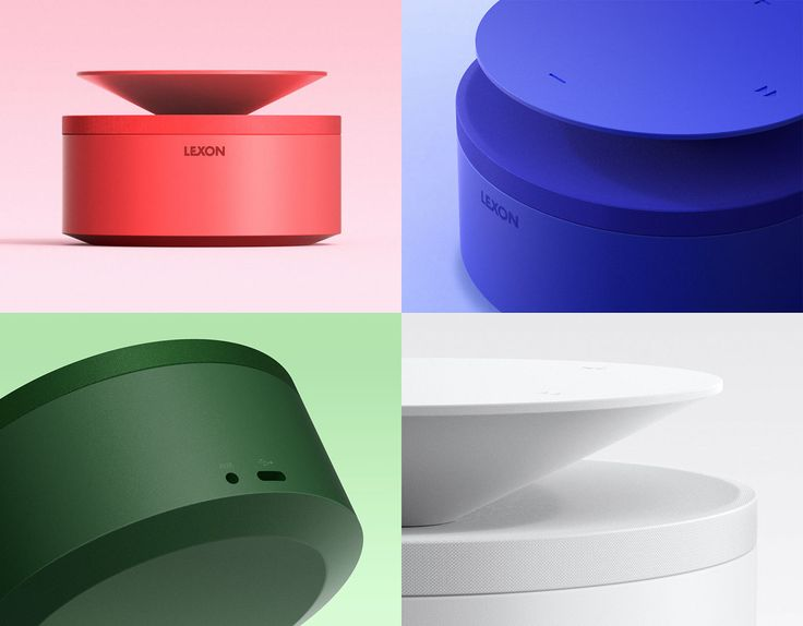 Blossom 360 Speaker on Behance