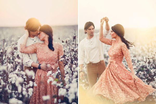 26 Heart Melting Romantic Engagement Photos -Three Nails Photography
