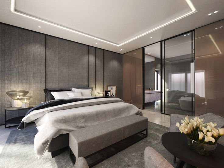 WARSAW GREY MODERN 6, project by EXITDESIGN