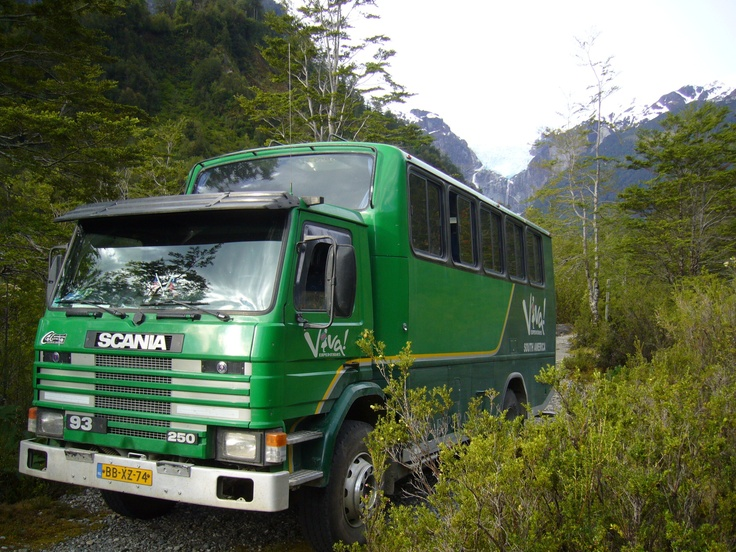 Carretera Austral, Chile. http://www.vivaexpeditions.com/
