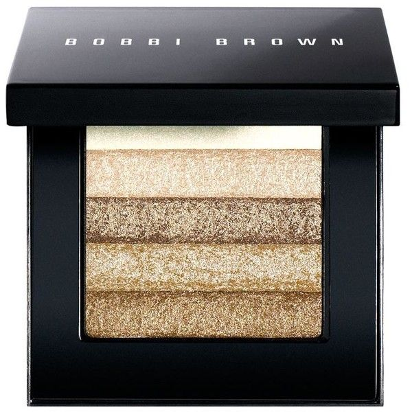Bobbi Brown Shimmer Brick Compact (903380 BYR) ❤ liked on Polyvore featuring beauty products, makeup, cheek makeup, blush, cosmetics, beauty, bobbi brown, shimmer blush and bobbi brown cosmetics