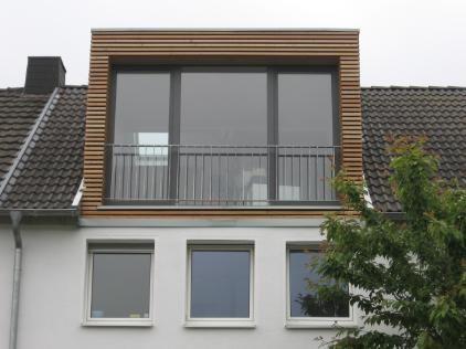 Deze moderne dakkapel geeft u veel ruimte op uw zolder