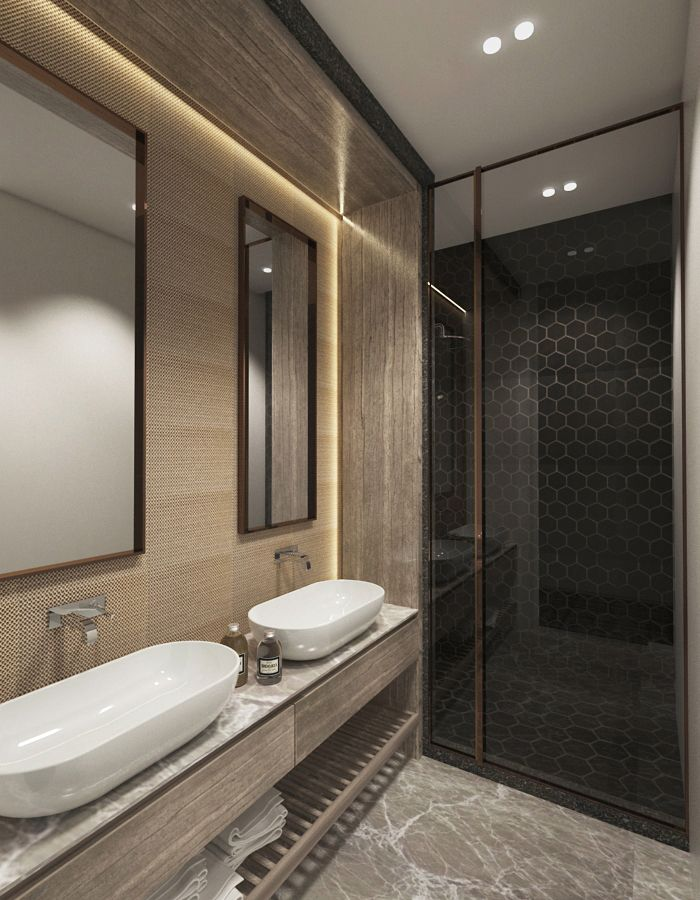 WARSAW GREY MODERN 8, project by EXITDESIGN