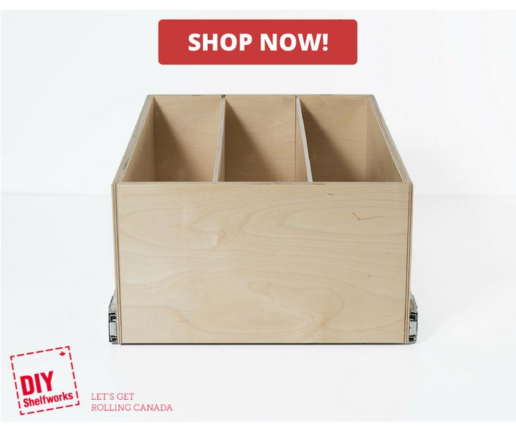 Shop for your DIY shelves quickly and easily on our online shop!