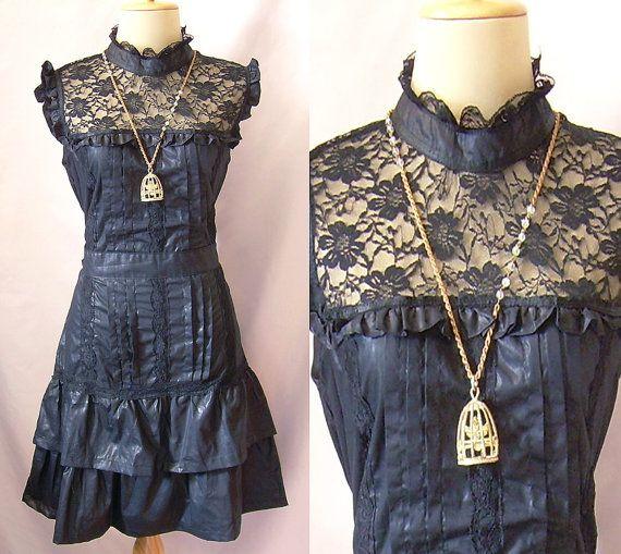 Best Seller J1890 Vintage lace retro gypsy DISCO door snowoutlet, $15.00