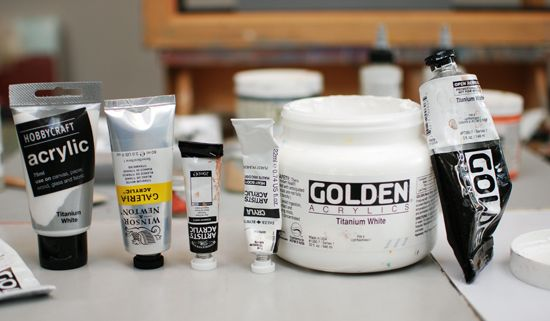 how to choose paint brand