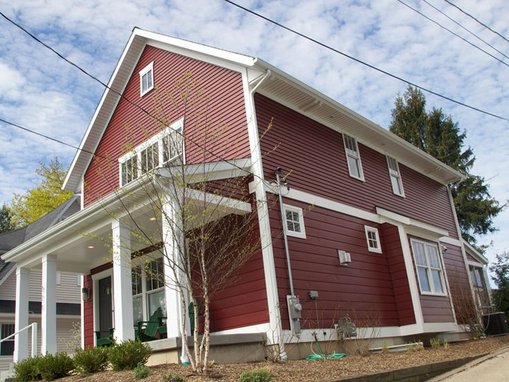 17 best images about trucedar steel siding on pinterest for Cottage siding