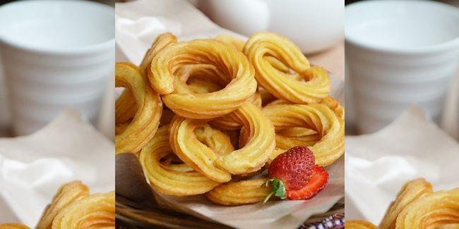 Kuliner: Resep Camilan Renyah, Churros Ubi | Vemale.com