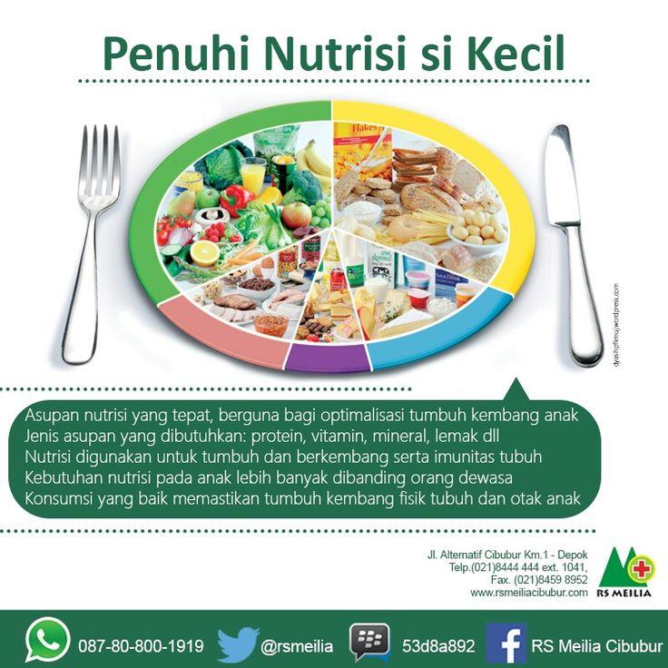 #sehat #konsumsi #nutrisi #gizi #makanan #anak #bayi #balita #tumbuh #kembang #rsmeilia #cibubur #depok #cileungsi #bogor #bekasi #jakarta