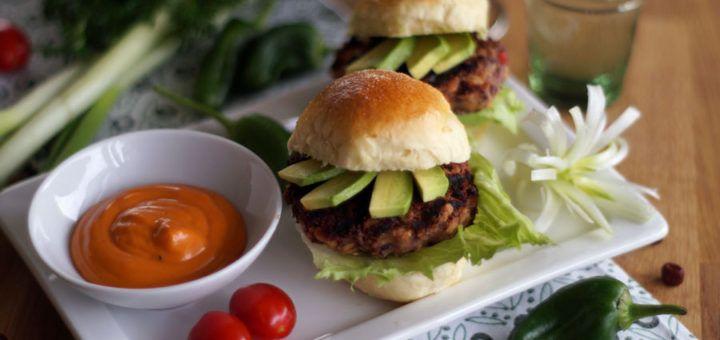 Bohnenburger Texmex - es geht auch ohne Fleisch