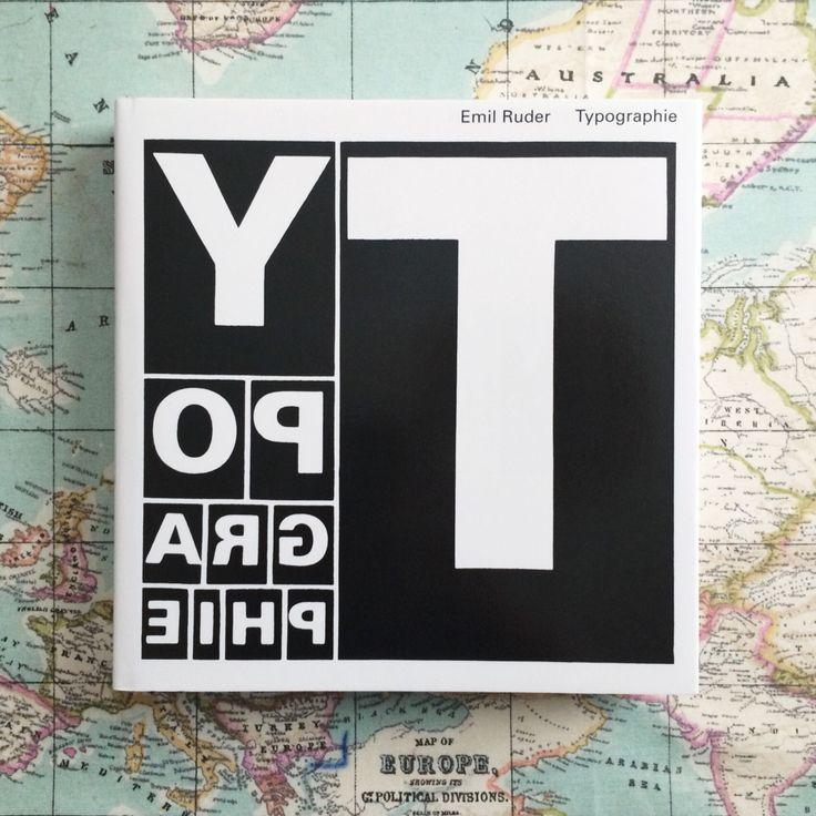 Typographie // Emil Ruder
