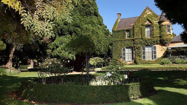 Overnewton Castle - Keilor, Victoria, Australia. (Beautiful high tea served here, too)