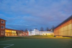Centro deportivo NOBIS – EFTERSLÆGTEN,© Henrik Dons Christensen