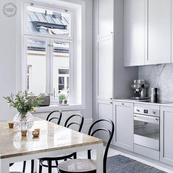 Køkken | 14 fantastiske køkkener med nordisk stil | Boligmagasinet.dk