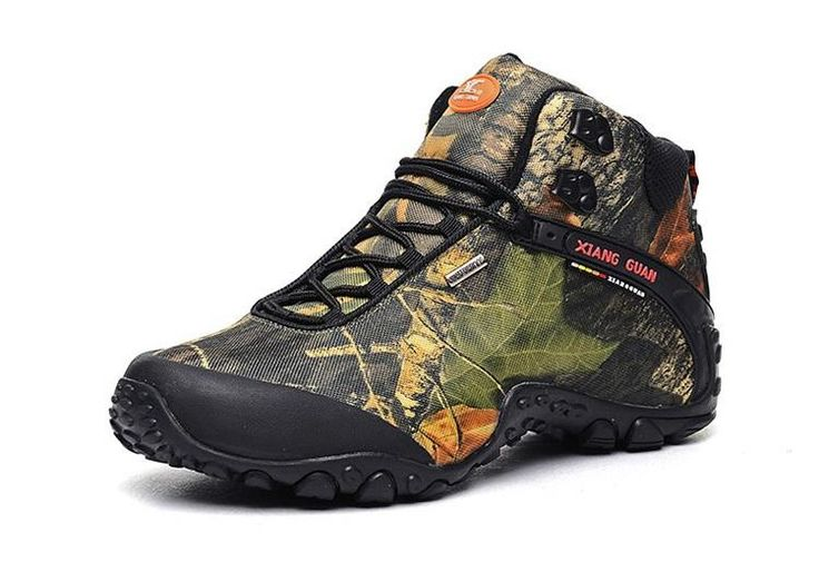 2016 2015 Men Graffiti Hiking Shoes Camouflage Outdoor Boots Moutaining Shoes Trekking Shoes Waterproof Sports Camping Shoes From Jacobwang100, $53.37 | Dhgate.Com