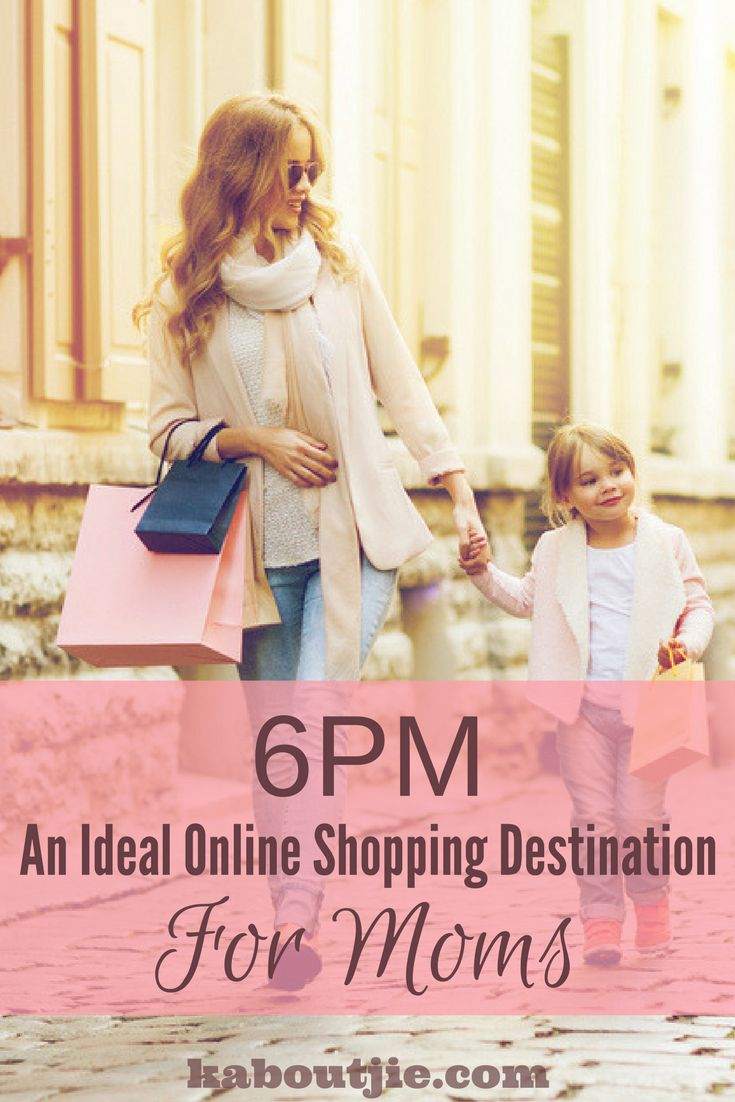 Shopping used to be so easy and hassle free, but when you become a mom shopping is suddenly no longer easy. The solution? Shopping online of course!   Here's why 6pm is the ideal online shopping destination for moms.   #onlineshopping #onlinestore #onlineboutique #shoppingonline #boutique #boutiqueshopping #boutiquefashion #shoponlline #shoppingformoms #momsshoponline #womenbag #ladiesbag #newarrivals #instashop #shop #online #shopping #shop