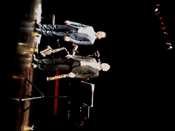 Ho recensito il concerto di Federico Mondelci e Gianni Iorio, visto a Monfalcone l'8 febbraio 2016 Quando la musica si fa poesia - A Proposito di Jazz - Di e con Gerlando Gatto