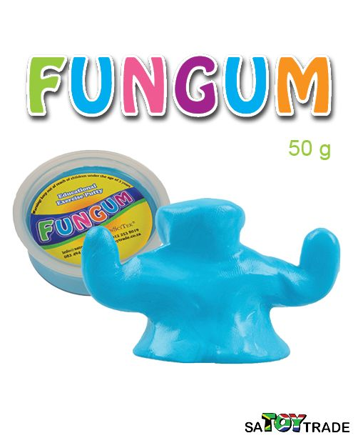 The Solid Liquid, Educational Exercise Putty. Exercise, de-stress and have fun as you squeeze, stretch, shape and bounce it. An educational exercise putty for fingers, hands and forearms for continues usage and gripping of electronics such as smart phones and computers, sports such as hockey, tennis, netball and rugby. FunGum offers a complete and fun exercise program.