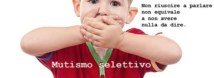 Mutismo selettivo, dott.ssa Monica Orma a Modena #mutismo #selettivo #ansia #bambino #mutismoselettivo