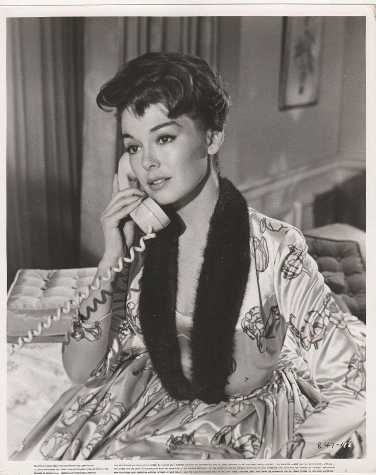 Great Portrait Barbara Rush F15521 | eBay