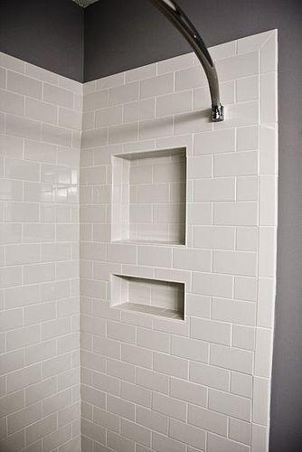 93 Best Bathroom Niches, Shelving U0026 Storage Images On Pinterest   Bathroom  Niche, Shower Niche And Bathroom Part 70