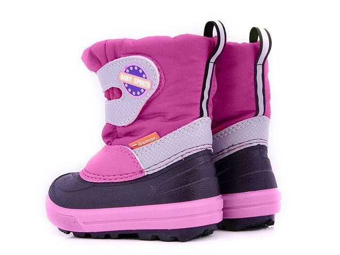 Sniegowce Dla Dzieci Demar Baby Sports A Buty Zimowe Dzieciece Boots Winter Boot Shoes