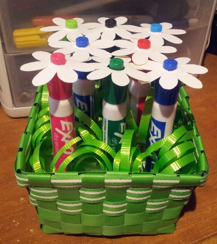 "Cute gift for a new teacher. ""We can't wait to see you blossom into an incredible teacher""                                                                                                                                                                                 More"