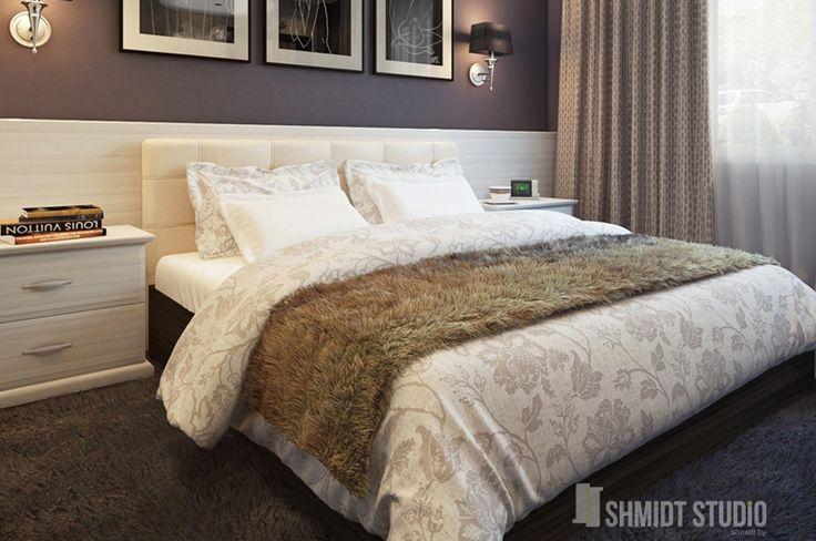 nowoczesna przytulna sypialnia - Szukaj w Google