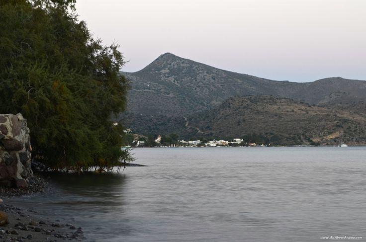 Agios Vasileios beach, Aegina