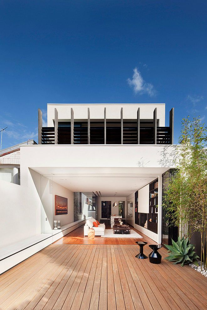 Mary St Residence by Matt Gibson Architecture + Design