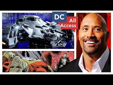 It's the return of DC All Access! In today's all new episode, Tiffany discusses some of the recent DC Entertainment news, including the .