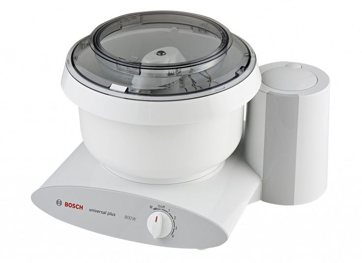 Bosch MUM6N10UC Universal Mixer Plus Awesome
