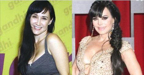 #ConElOjoCuadrado Susana Zabaleta fue confundida con Maribel Guardia http://elportal.mx/susana-zabaleta-fue-confundida-con-maribel-guardia/…