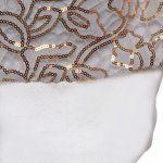 Raffinatissima gonna corta di colore bianco della nuova linea di abbigliamento ragazza firmata Lulù Paris Girl. Realizzata in morbido tessuto misto cotone finemente lavorato con ricami a smerlo all-over.   #luluparis #outfitgirl #fashionoutfit #modagirl #madeinitaly #gonna #annameglio