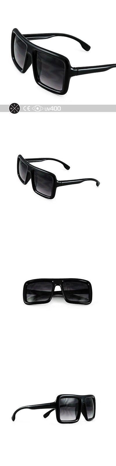 Sunglasses 131411: Black Old School Block Square Retro Kid Sunglasses Dj Child Children K003 -> BUY IT NOW ONLY: $500 on eBay!