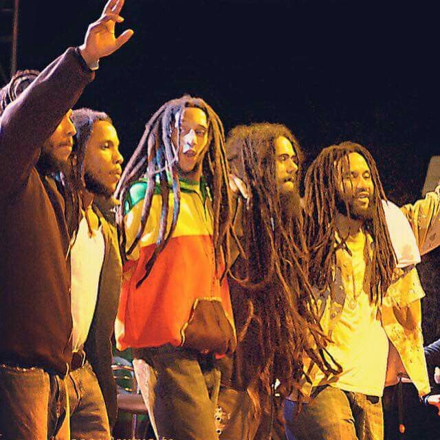 JDStyle/Locs/Dreads/Rasta/Reggae/Music/Legend/Celebs/Hair/Naturel/The Marley Brothers