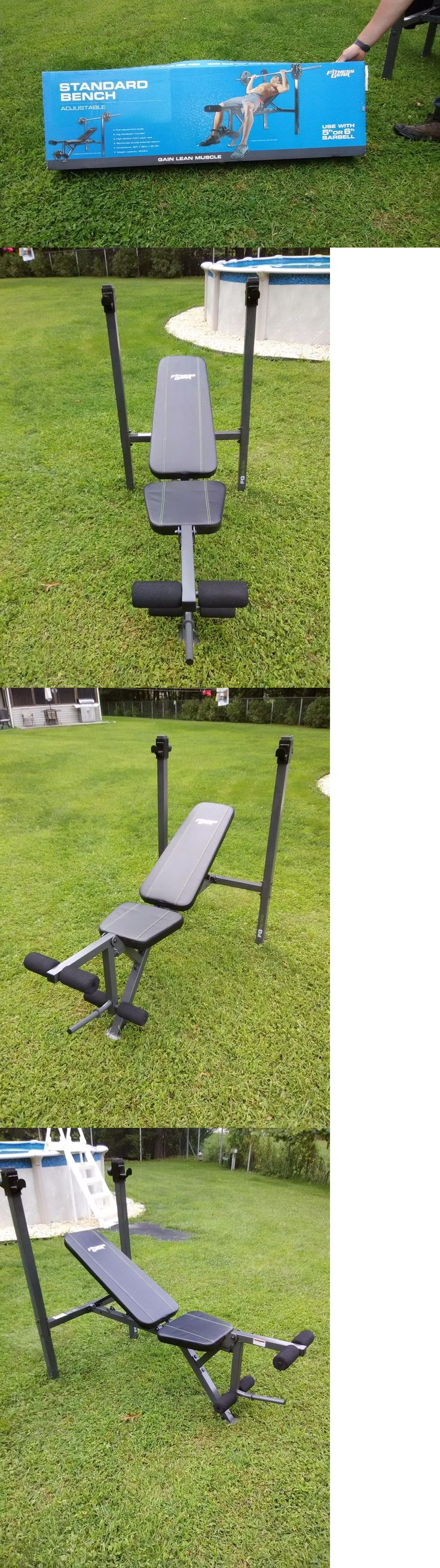 Pull Up Bars 179816: Fitness Edge Work Out Stand Standard New... -> BUY IT NOW ONLY: $59 on eBay!