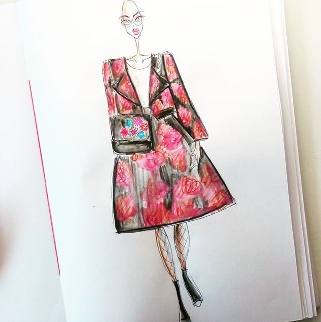#fashionillustration #illustration #art #fashiondesign #fashion #drawing #fashionsketch #sketch #watercolor #design #fashiondrawing #fashionillustrator #fashionart #sketchbook #dress #fashiondesigner #sketching #instafashion #fashionblogger #fashionista #illustrator #artwork #artist #instaart #watercolour #illustrations #fashionweek #fashionstyle #fashionblog #couture