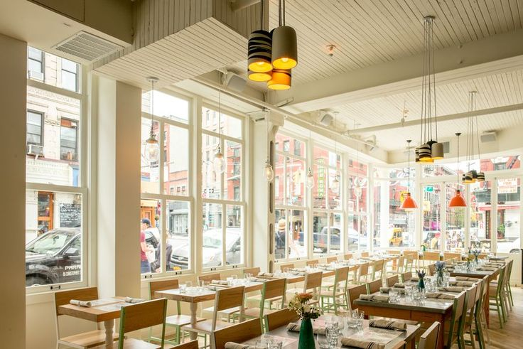 Meatball Shop's Michael Chernow has a new fish spot with a v v nautical feel. At Seamore's it's all about the fish from the menu to decor.