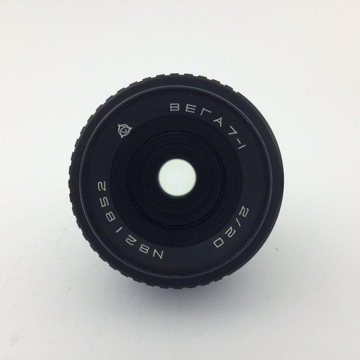 Kiev 16U High Resolution Vintage Soviet Lens Vega7-1 For Blackmagic Pocket Cinema Camera Or Canon, Nikon, Olympus, Sony, Etc. by BestVintage4You on Etsy