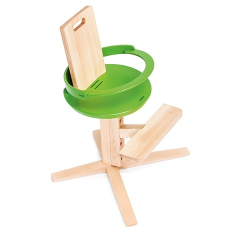 Froc Adjustable Wooden High Chair by Gigodesign | MONOQI
