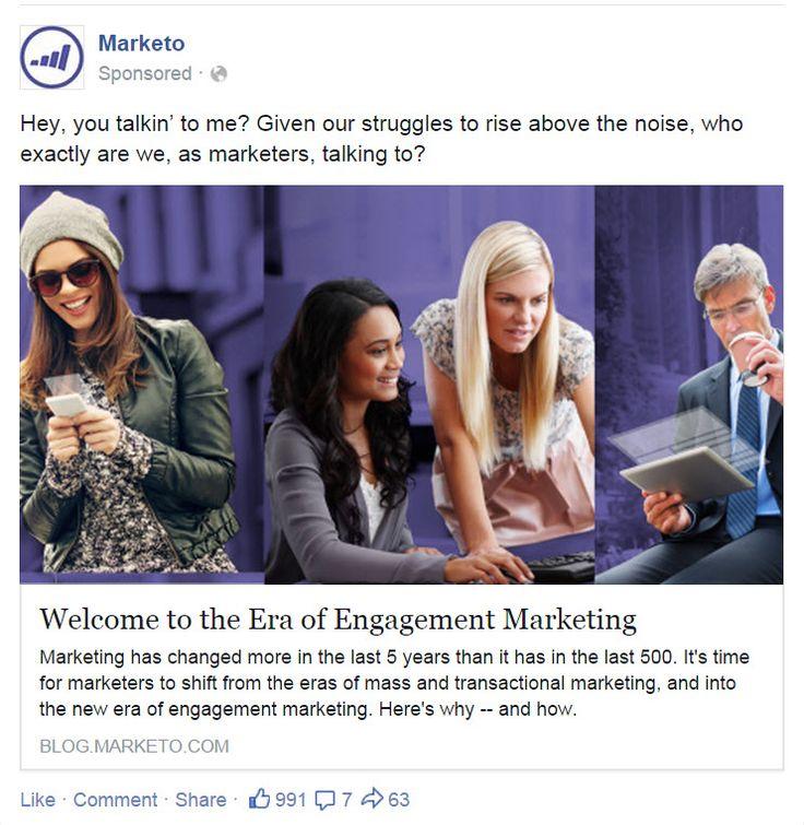 Marketo FB Ad